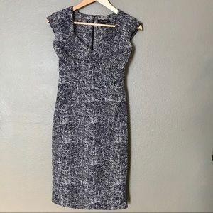 White House Black Market Sheath Dress • Size 2
